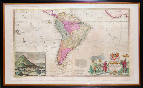 South America: With federal remarks. Dedicated to the Earl of Sunderland.