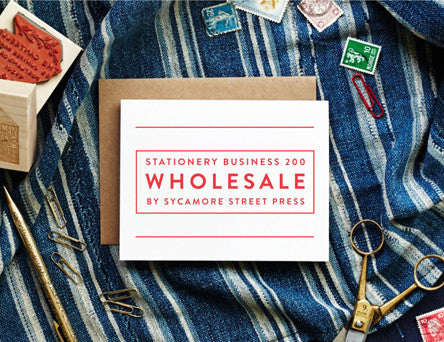 Stationery Biz 200: Wholesale