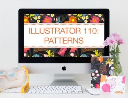 Illustrator 110: Patterns