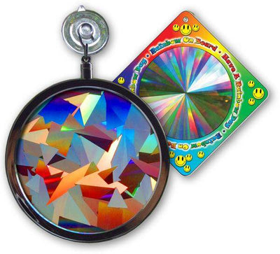 Crystal Rainbow Window Sun Catcher