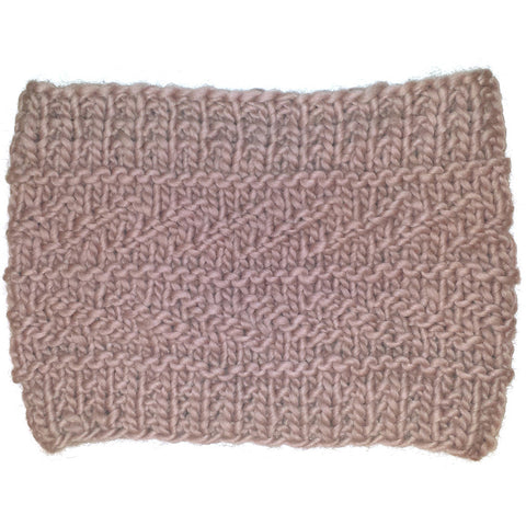 love wool guernsey cowl {knitting pattern}-knitting pattern-The Crafty Jackalope