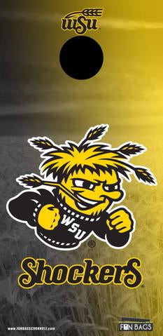 Wichita State Faceplate