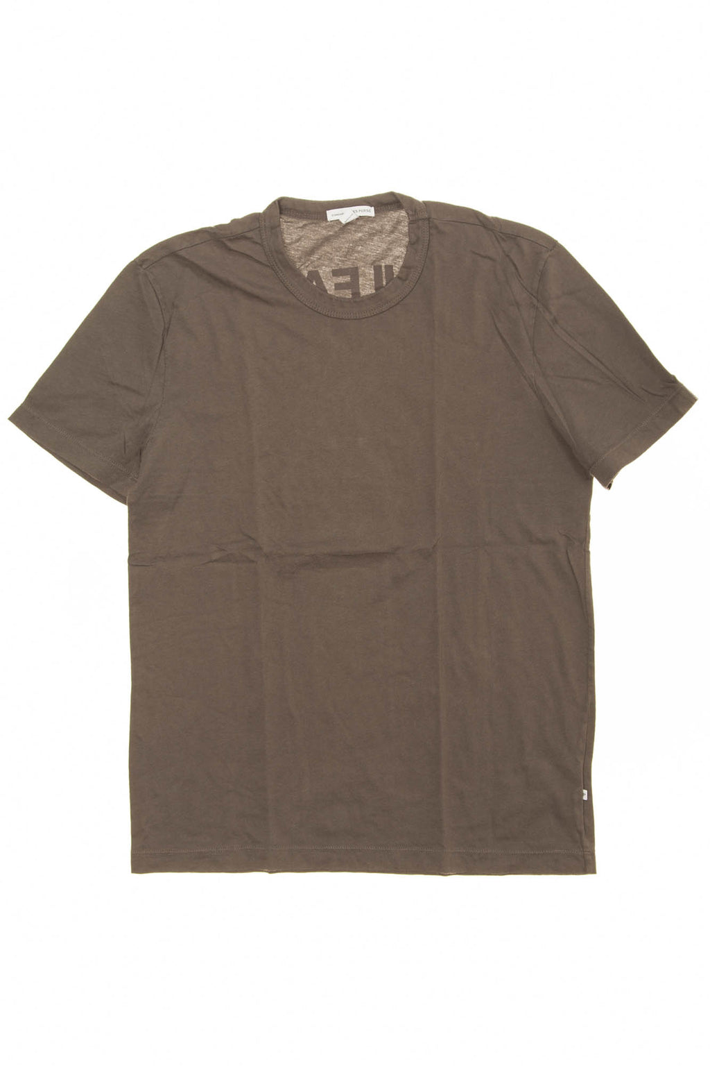 James Perse - Brown Short Sleeve Graphic TShirt