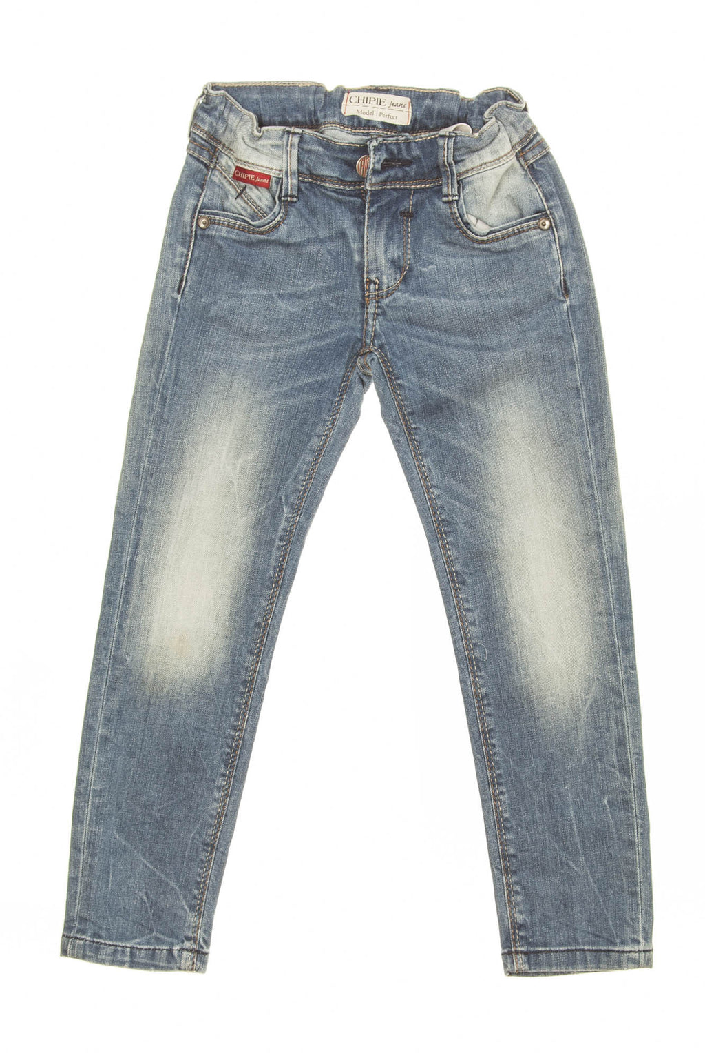 "Chipie Jeans - ""Perfect"" Blue Skinny Jeans  -"