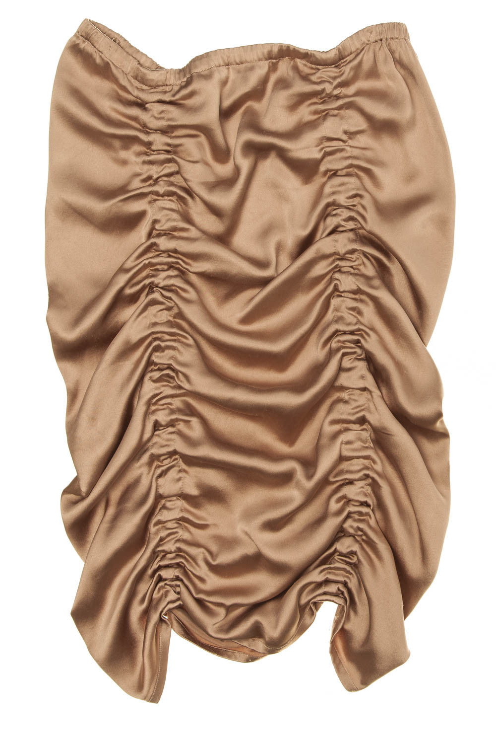 Iconic Tom Ford for Gucci - Ruffled Dusty Rose Skirt - IT 40
