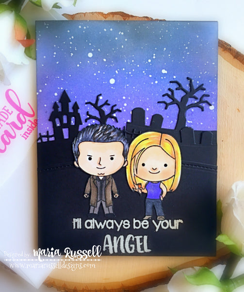 I'll Always Be Your Angel by Maria