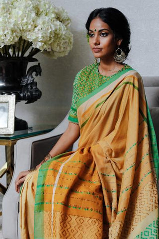 Urban Drape Island Ray Saree
