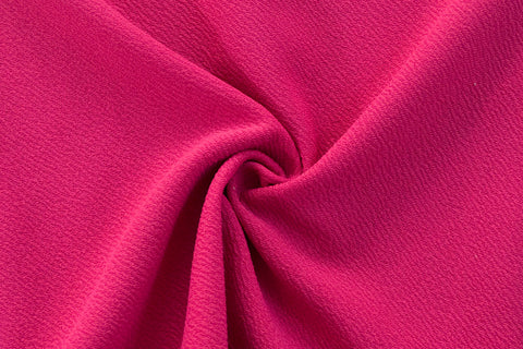 End of Bolt: 2-3/4th yards of Hot Pink Liverpool Solid