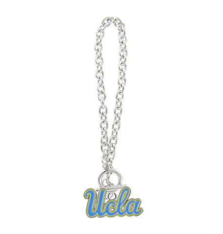 UCLA Blue and Gold Toggle Chain Bracelet