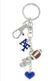 Air Force Academy Football Combo Key Chain