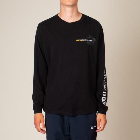 Vintage Nautica Long Sleeve (M)