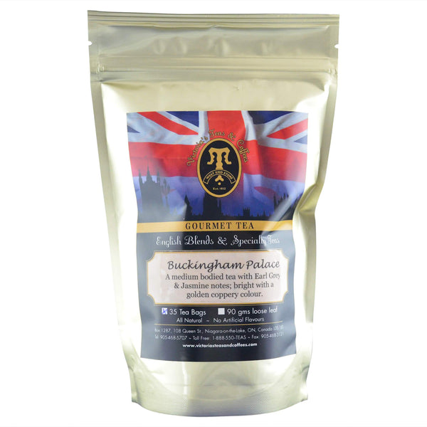 Buckingham Palace English Blend Tea Bags