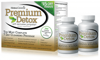 Supplement - PREMIUM DETOX™ 7 DAY COMPLETE CLEANSING SYSTEM