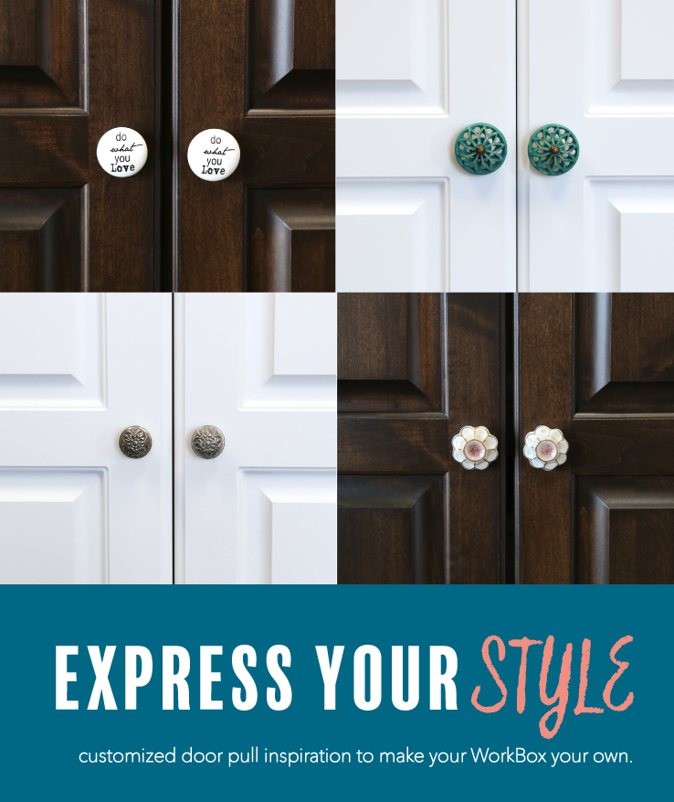 Personalized Door Knobs