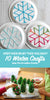 Snow Day Winter Craft Ideas