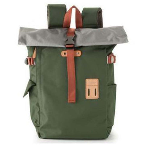 Rolltop Backpack 2.0 olive