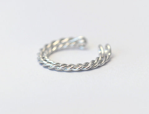 925 sterling silver  twist opening ring,little finger ring,fashion ring,a perfect gift