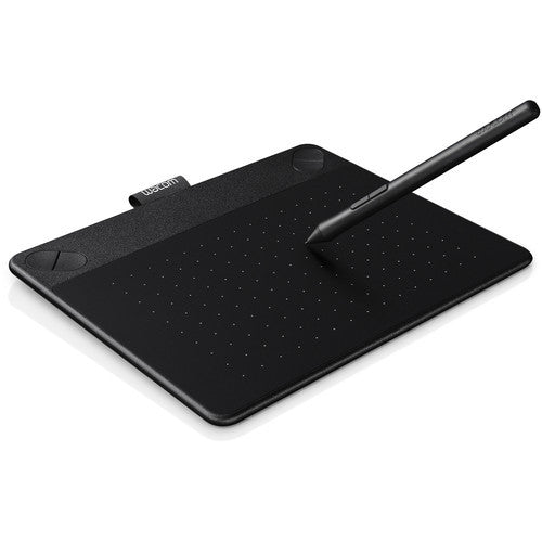 Wacom Intuos Photo Pen & Touch Small Tablet (Black) - CoolGraphicStuff.com