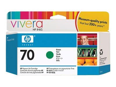 HP 70 Green Ink Cartridge - C9457A - CoolGraphicStuff.com