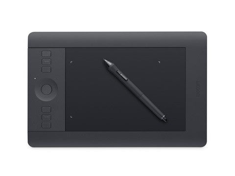 Wacom Intuos Pro - Professional Pen & Touch Tablet - Small PTH451 - CoolGraphicStuff.com