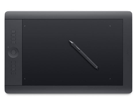 Wacom Intuos Pro Professional Pen & Touch Tablet Large (PTH851) - CoolGraphicStuff.com