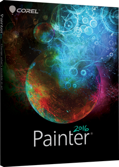 Corel Painter 2016 Educational - MFG Number PTR2016MLDPA - CoolGraphicStuff.com