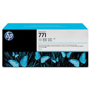 HP 771 Light Gray Ink Cartridge - CE044A - CoolGraphicStuff.com