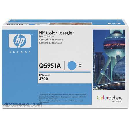 HP Q5951A Cyan Toner Cartridge - CoolGraphicStuff.com