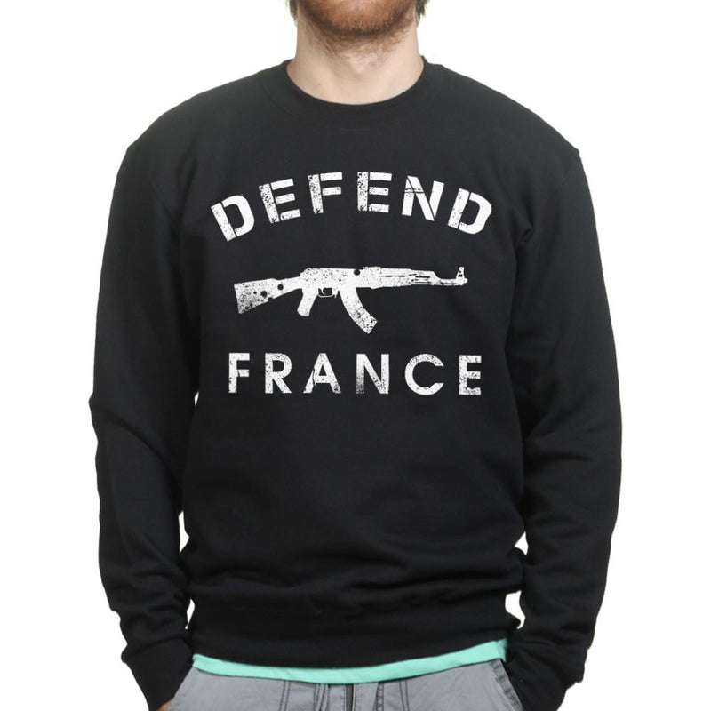 Defend France Mens Sweatshirt