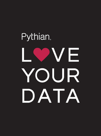 """Love Your Data"" Poster"