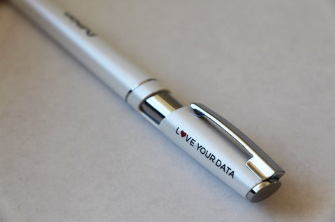 Love Your Data Pen/Stylus/Phone Holder