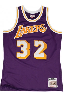 Mitchell & Ness LOS ANGELES LAKERS Authentic Jersey - Magic Johnson #32