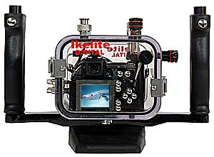 Underwater Housing for Nikon COOLPIX 8700