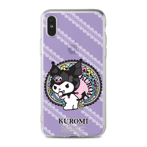 Kuromi Clear Case (KU90)