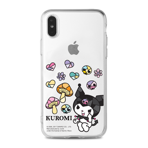 Kuromi Clear Case (KU94)