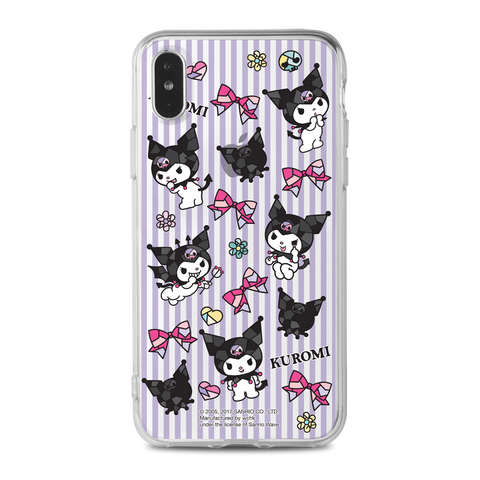 Kuromi Clear Case (KU97)