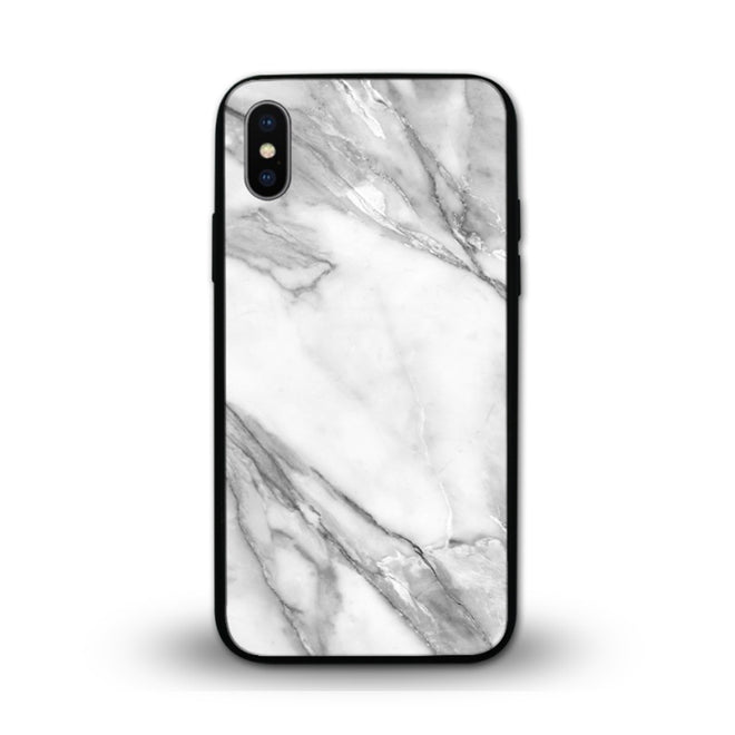 Glossy Graphic Glass Case