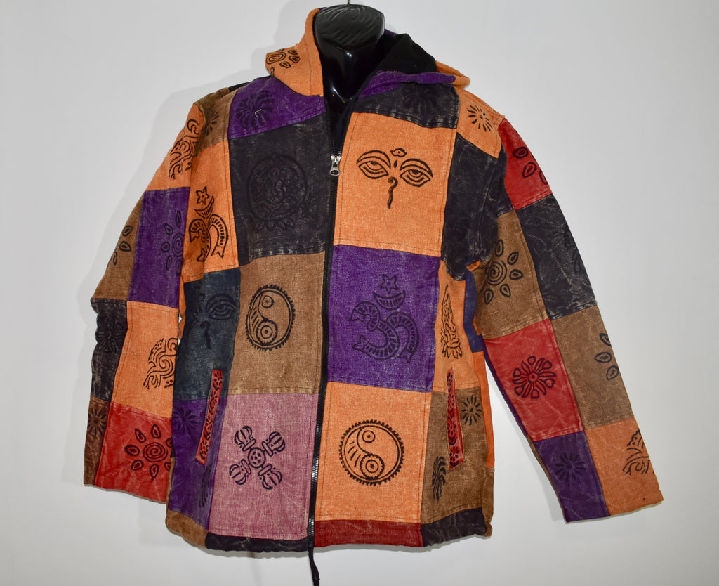 Nepalese Patchwork Jacket