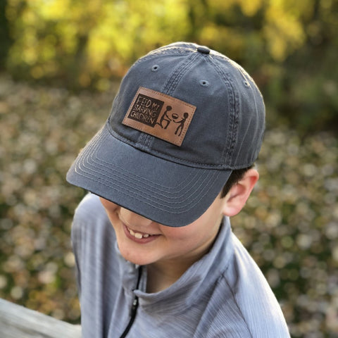 FMSC Leather Patch Hat