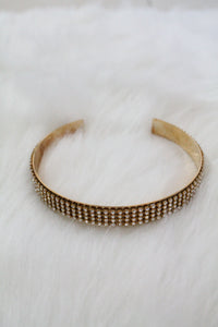 The Winning Choker - Gold