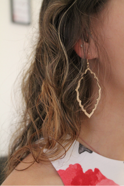 Tasha Luxe Earrings - Earrings