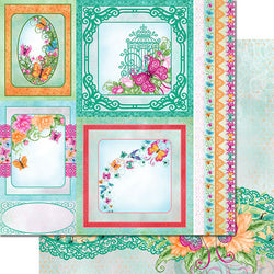 Heartfelt Creations - Butterfly dreams paper collection pack