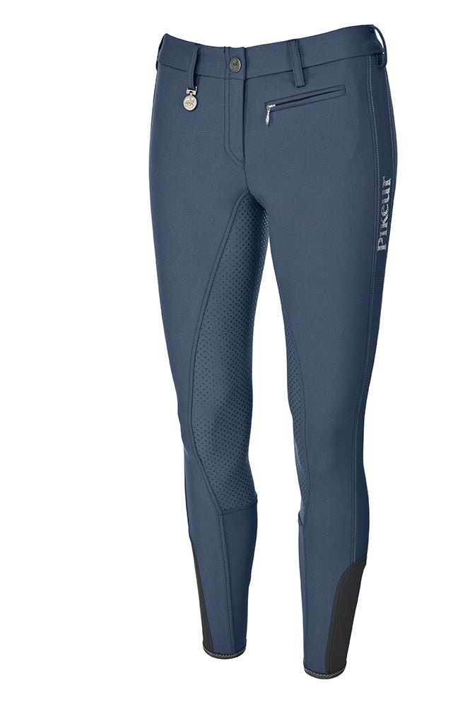 Pikeur Lucinda Grip S8 Breeches - Midnight Sky