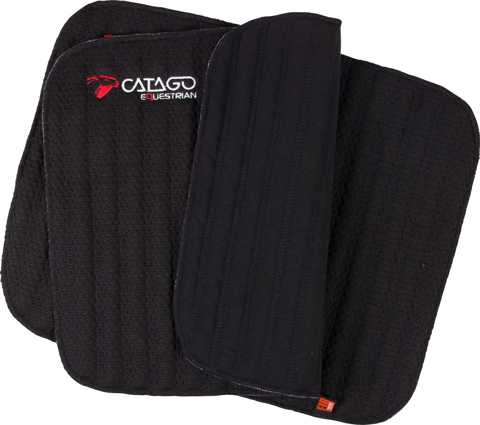 Catago Fir Tech Healing Wrap for Riding - Black or White - Divine Equestrian