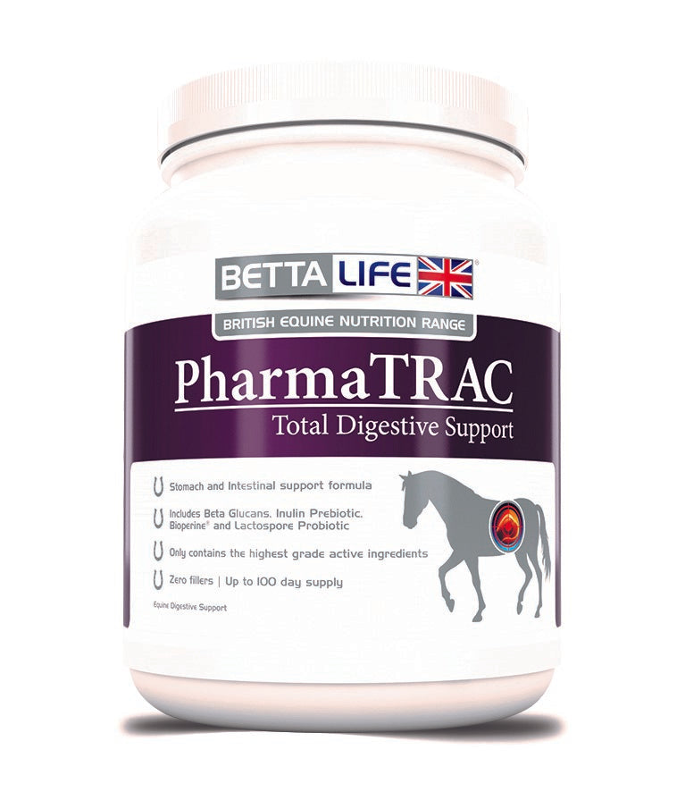 BETTAlife PharmaTRAC Total Digestive Support 1000g - Divine Equestrian
