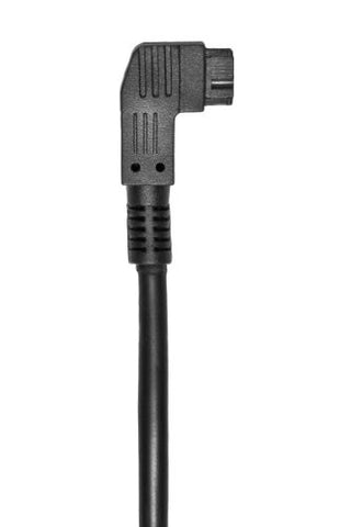 PocketWizard 802-504 S-RMS1AM-ACC-1 Cable with MSMM Miniphone Adapter (Black) - Photo-Video - Pocketwizard - Helix Camera