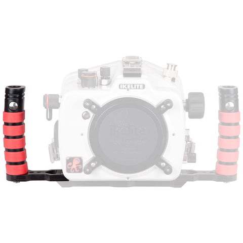 Ikelite Right-Hand Quick Release Handle with Extension - Underwater - Ikelite - Helix Camera