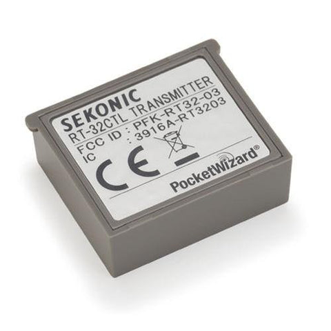 Sekonic Corporation RT-32CTL Radio Transmitter Module, (Black) - Lighting-Studio - Sekonic - Helix Camera