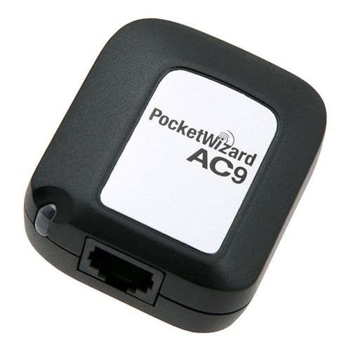 PocketWizard AC9 AlienBees Adapter for Nikon DSLR - Photo-Video - Pocketwizard - Helix Camera