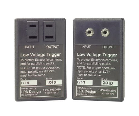 PocketWizard 803-201 Low Voltage Trigger Household Connectors - Photo-Video - Pocketwizard - Helix Camera
